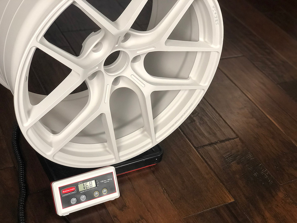 world's lightest wheel