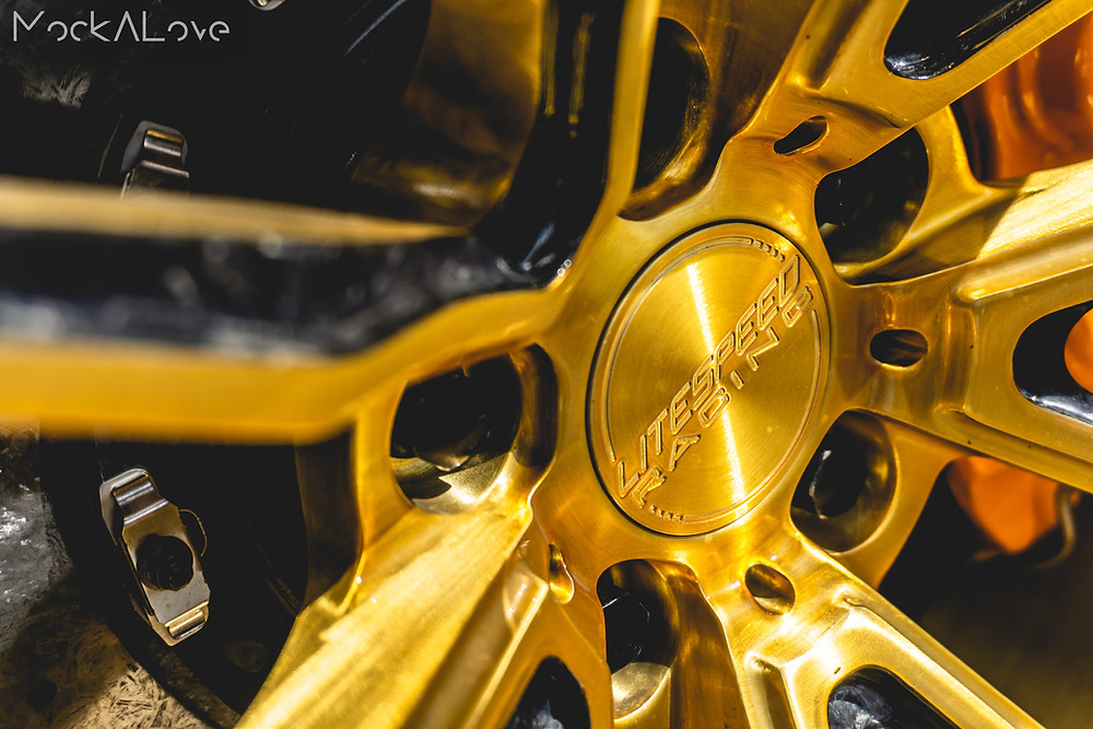 real carbon fiber and forged wheel for Mansory Mclaren 720s by Litespeed Racing
