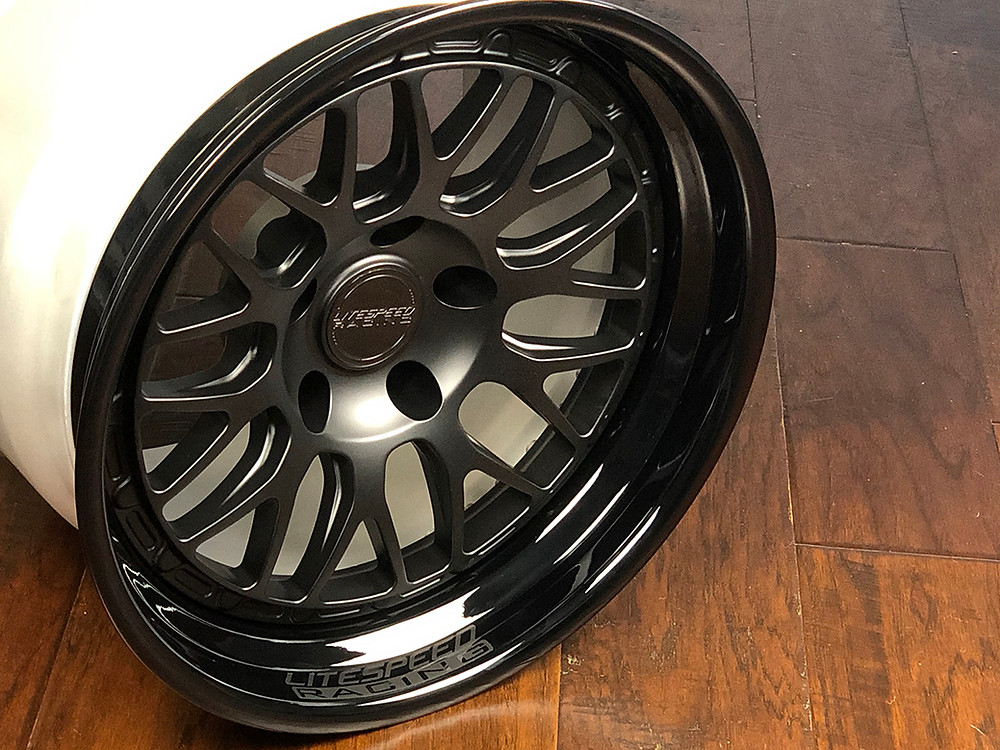 GT10 3 piece race wheel