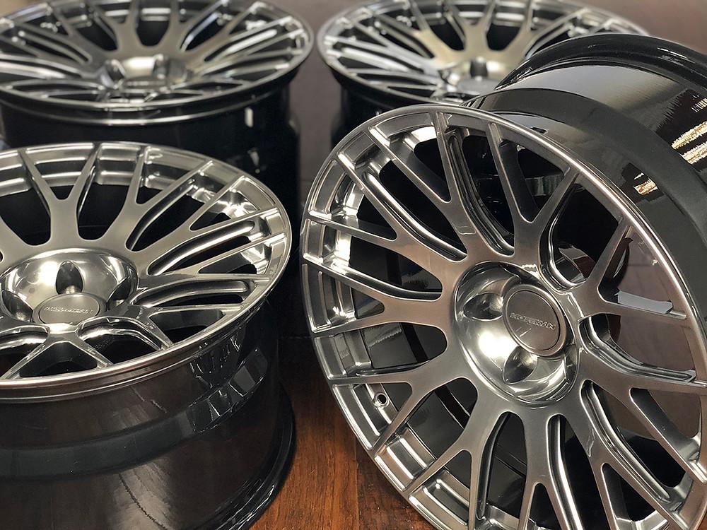 hyper silver race wheel