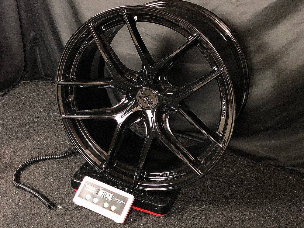 forged magnesium wheel for Nissan GTR