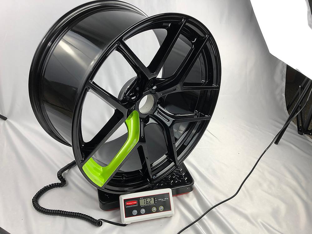 lightweight wheel
