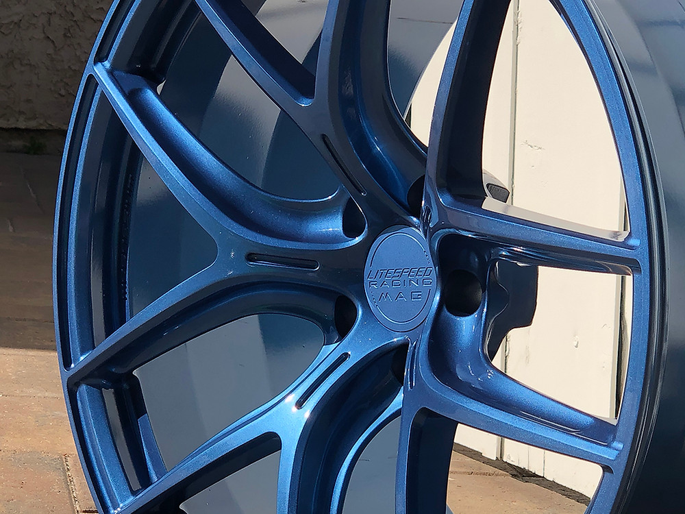 forged magnesium wheel