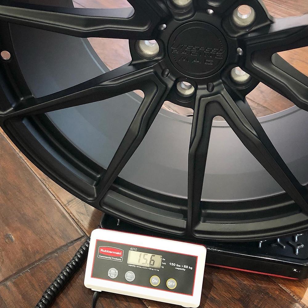 forged magnesium VS10 lightweight wheel