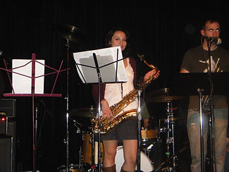 Performance and saxophone