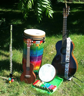 Music Wellness and Music Therapy Instruments