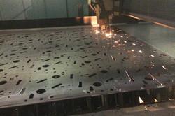 laser cutting brackets