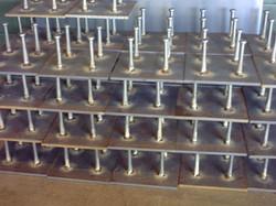 Steel Embed Plates