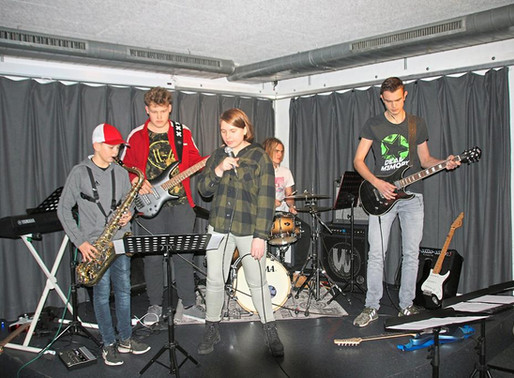 Bock auf Band Workshop