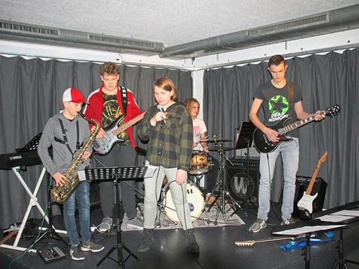Bock auf Band Workshop