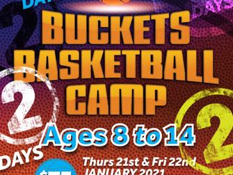 Buckets Basketball Camp