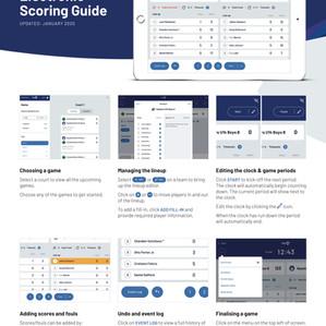 PlayHQ - Scoring Guide