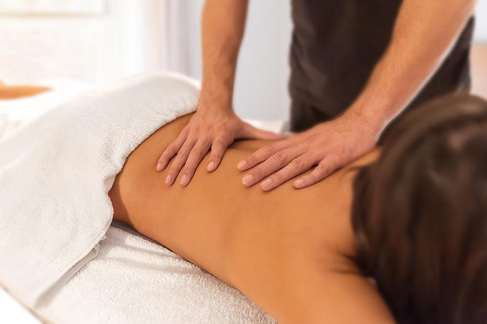 Massage californien une méthode sensuelle du massage
