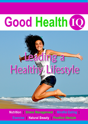 Leading a healthy lifestyle Linda Orrett