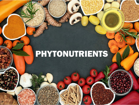 What are phytonutrients and why are they good for your health?