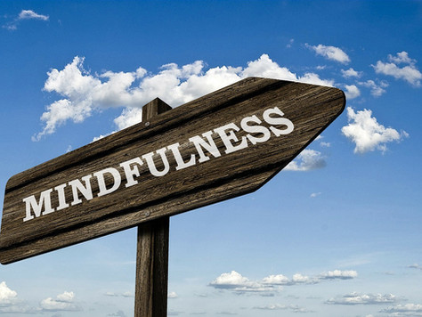 Mindfulness and how it quietens down your brain's alarm system