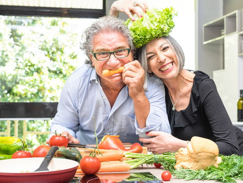 Good Health for the Older Generation