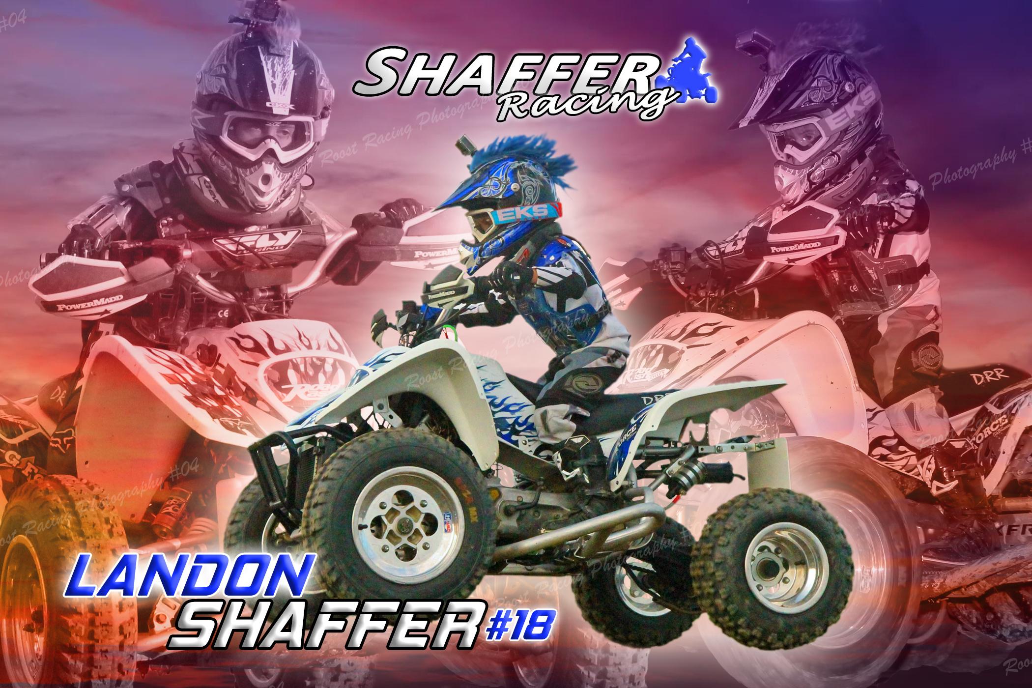 #18 Landon Shaffer