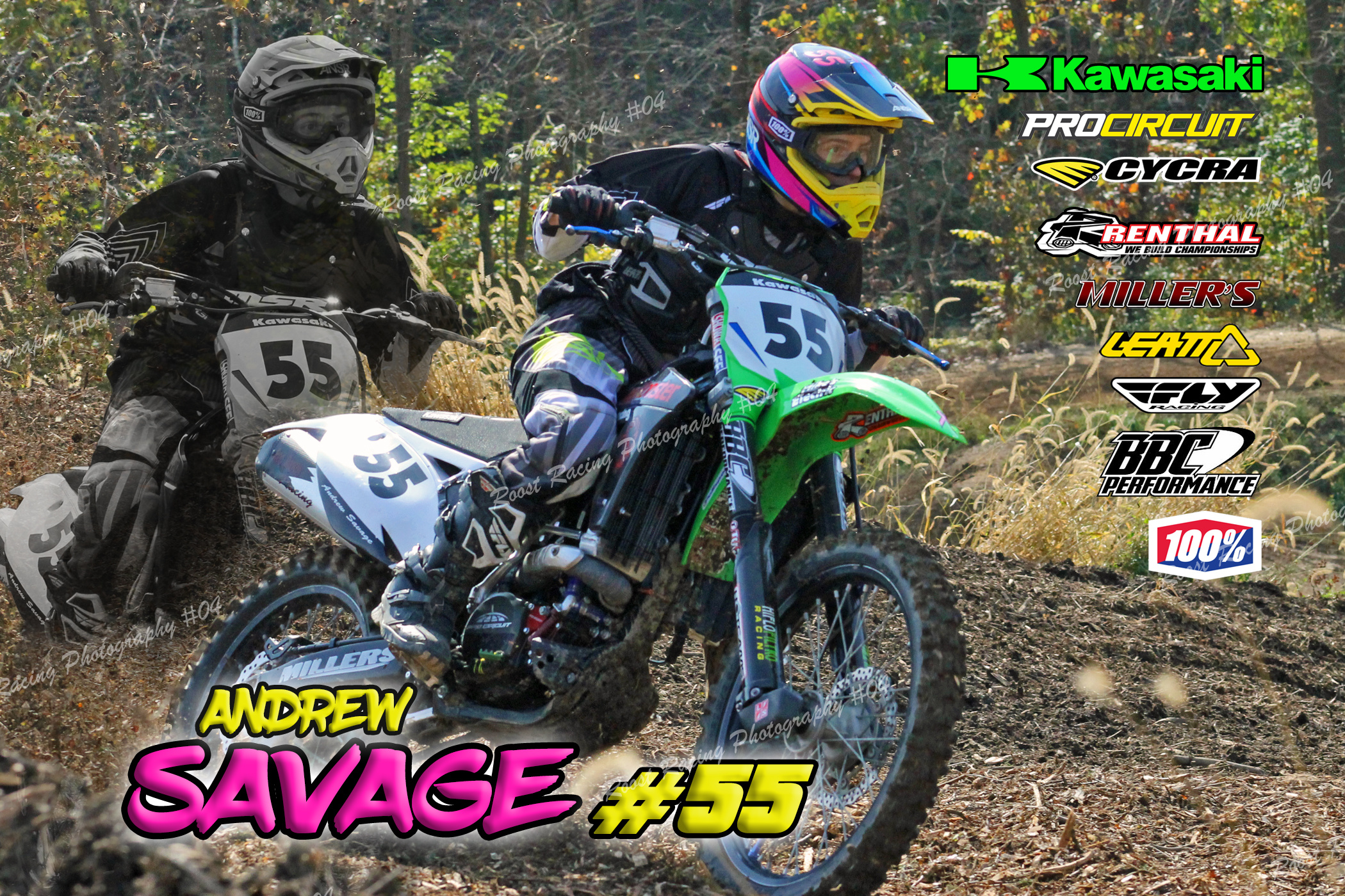 #55 Andrew Savage