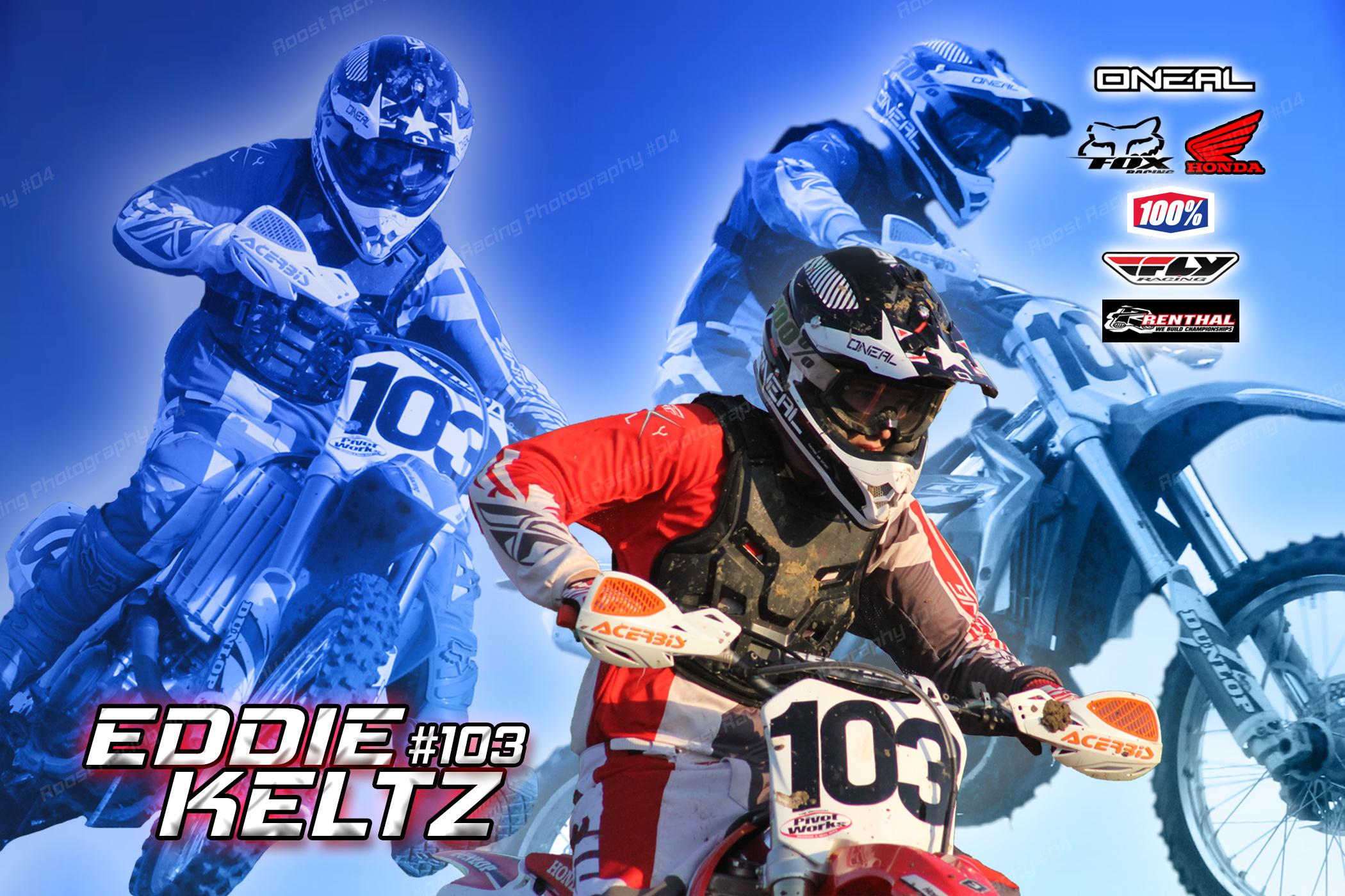 #103 Eddie Keltz