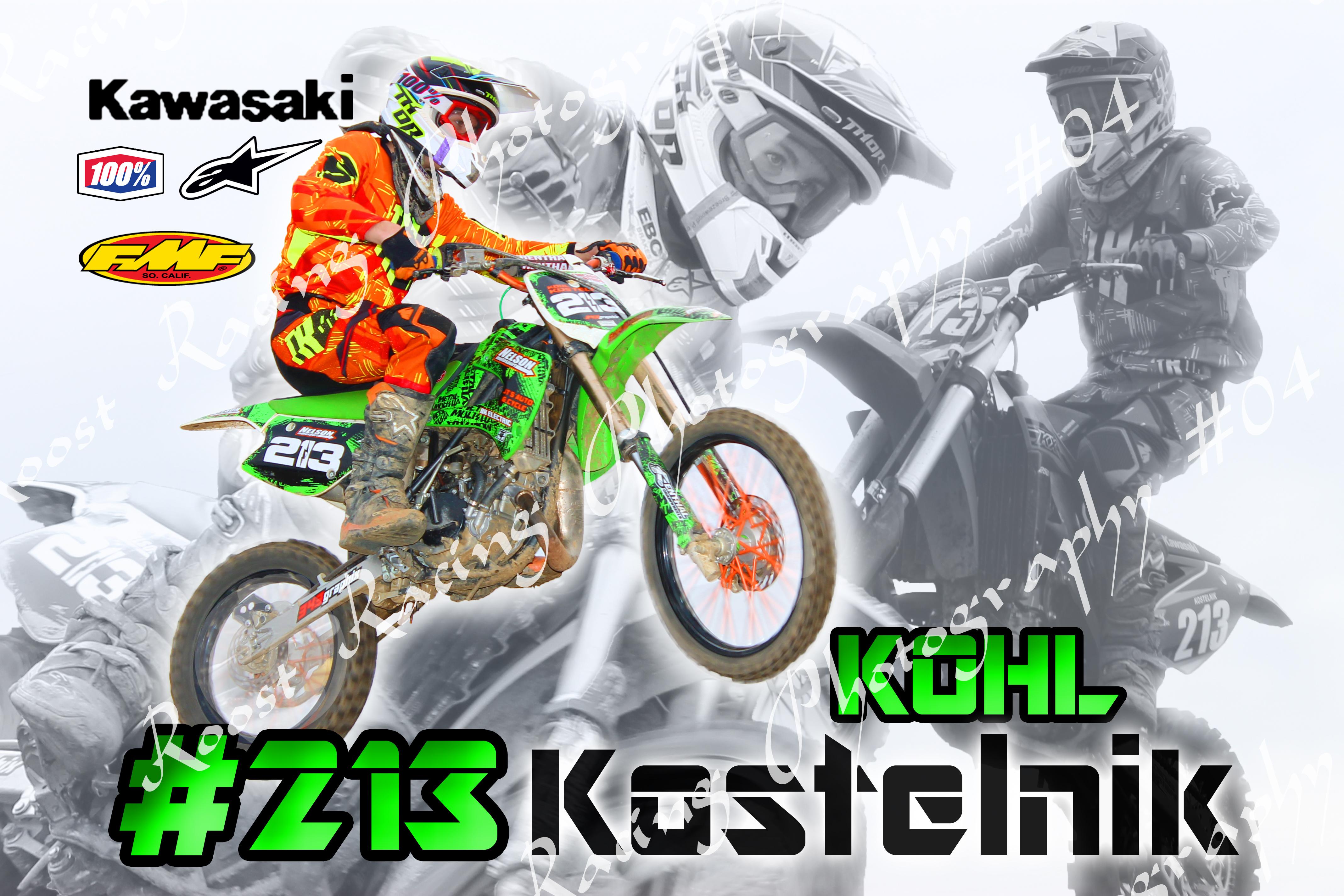 #213 Kohl Kostelink