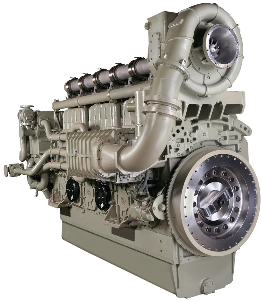 GE Marine New L250