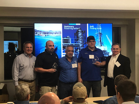 Marinsa International, Inc. recibe 3 premios de GE Transportation