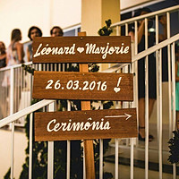 Casamento Marjorie e Léonard