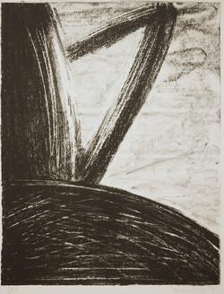Handle 1987 lithograph