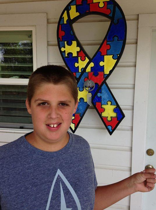 Today starts world autism awareness mont