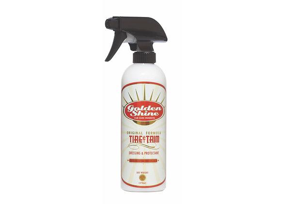 Golden Shine Tire and Trim Spray Dressing 17016