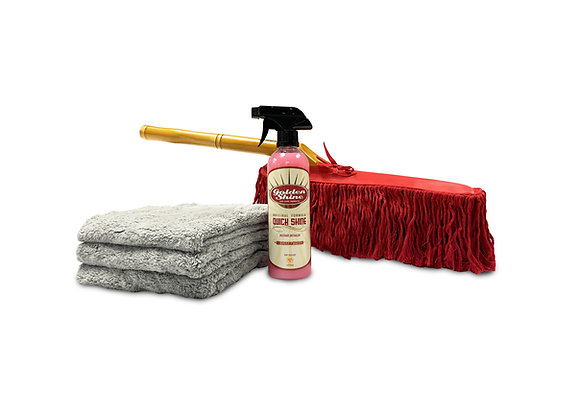 Best Sellers Kit with Original Car Duster, Quick Shine and Towels 10946K