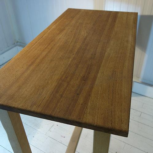 bar table, shop refurb, retail furniture, display tables, beech, mahogany, kitchen table, sanded, restored, interior designer
