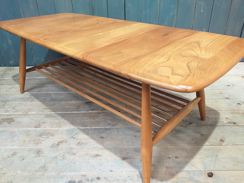 Mid Century Ercol Coffee Table