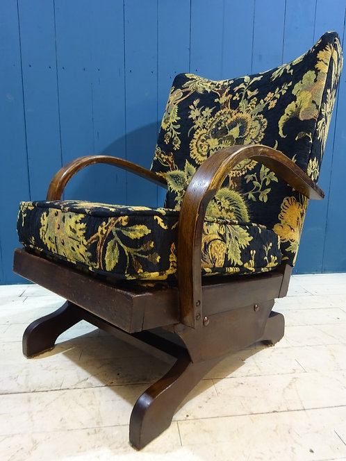 vintage, rocking chair, armchair, vintage furniture, restored, upholstery, new stock, stunning, fabulous, rocking chairs, oak