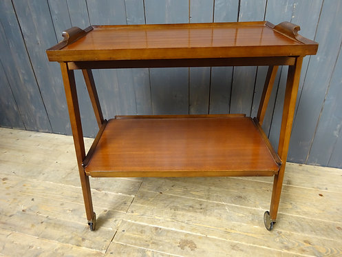 Mid-century trolley by Remploy