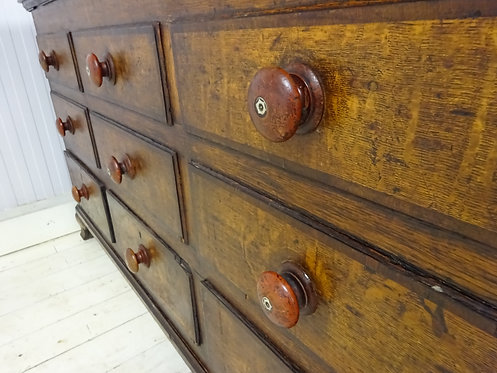 mule, chest, georigian furniture, antique, electic, patina, oak, varnished, inlays, mahogany, drawers, storage, special piece