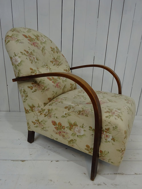 1930s Bentwood Chair
