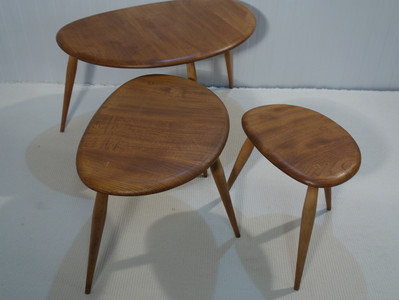 The Ercol Pebble....