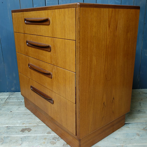 1970's Chest of Drawers by GPlan