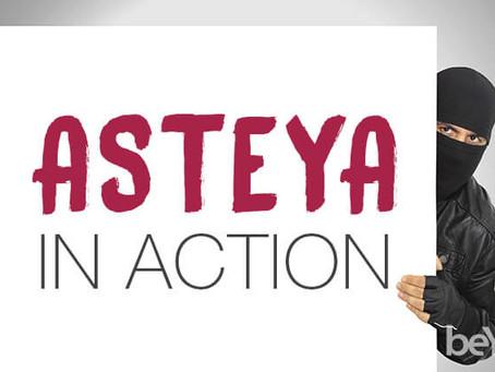 Yama #3 - Asteya - Abundance (non stealing)