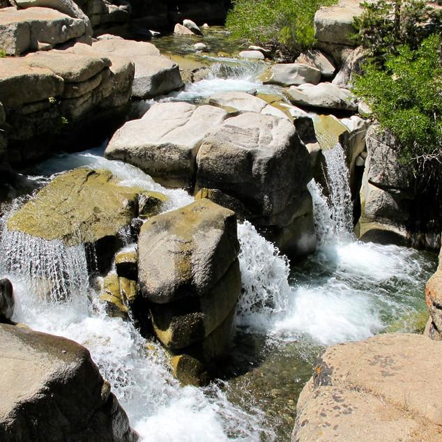 Waterfall on Soda Creek