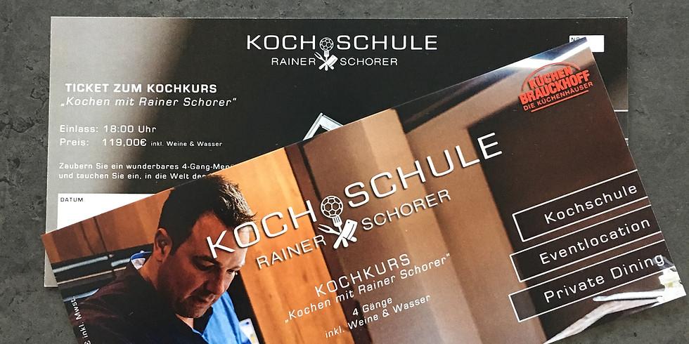 GUTSCHEIN - KOCHKURS