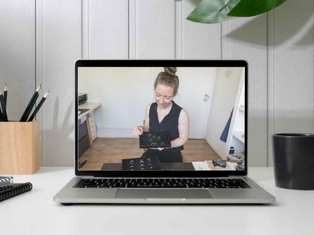 Virtual Wedding Ring Consultations