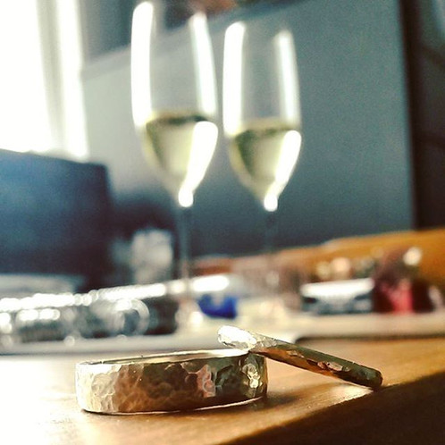 make your own wedding rings day 25000 wedding ring workshop rings - Make Your Own Wedding Ring