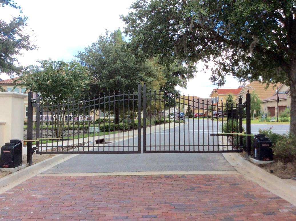Old San Jose Gate