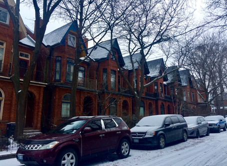 Living in Toronto