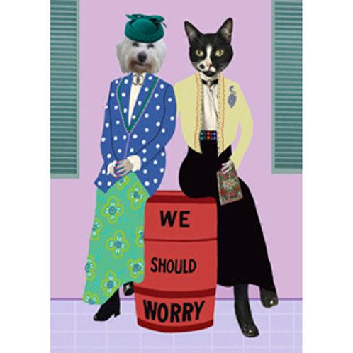 Worrywarts