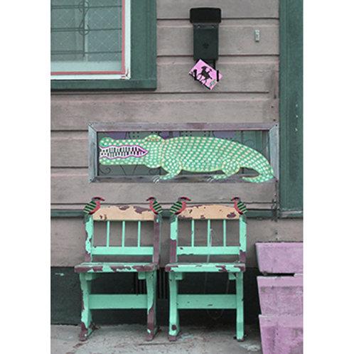 Alligator Chair