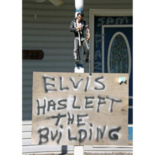 Elvis Sees Katrina